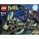 Lego Monster Fighters 9467 Лего Победители монстров Призрачный поезд