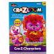 Crazy Loom 19168 Крейзи Лум Набор для творчества - фигурка Котик+ цветные резиночки