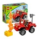 Конструктор Lego Duplo 6169 Лего Дупло Начальник пожарной станции