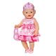 Zapf Creation Baby born 818-329 Бэби Борн Одежда принцессы с тиарой
