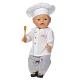 Zapf Creation Baby born® 811-733 Бэби Борн Одежда Шеф-повар, 2 асс.
