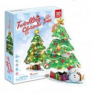 Cubic Fun P680h Кубик фан Новогодняя елка с подсветкой