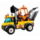 Lego Juniors 10683 Лего Джуниорс Грузовик дорожных служб