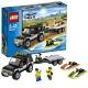 Lego City 60058 Лего Город Внедорожник с катером