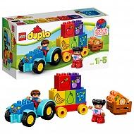 Lego Duplo 10615 Лего Дупло Мой первый трактор