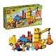 Lego Duplo 10813 Лего Дупло Большая стройплощадка