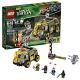 Конструктор Lego Teenage Mutant Ninja Turtles 79115 Лего Черепашки Ниндзя Освобождение фургона черепашек