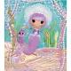 Кукла Lalaloopsy 527206 Лалалупси Русалочка с мыльными пузырями, морской бриз