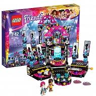 Lego Friends 41105 Лего Подружки Поп звезда: сцена