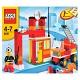 Конструктор Лего Систем 6191 Пожарные