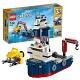 Конструктор Lego Creator 31045 Морская экспедиция