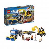 Lego City 60152 Лего Город Уборочная техника