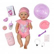 Zapf Creation Baby born 820-414 Бэби Борн Кукла Интерактивная, 43 см, кор.