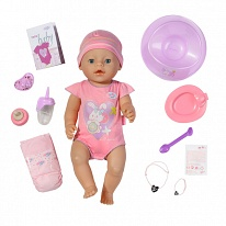 Zapf Creation Baby born 820-414 ���� ���� ����� �������������, 43 ��, ���.