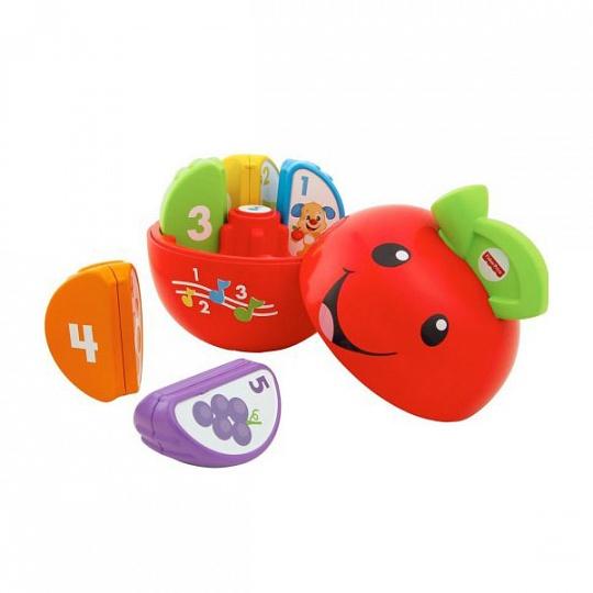Fisher-Price Обучающая игрушка Яблочко