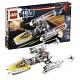 Lego Star Wars 9495 Лего Звездные войны Истребитель командира Золотой Эскадрильи Y-крыльями