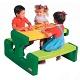 Большой стол для пикника Little Tikes 466A Литл Тайкс