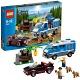 Lego City 4441 Лего Город Фургон для полицейских собак