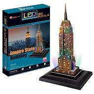 Cubic Fun L503h Кубик фан Эмпайер-стейт-билдинг с иллюминацией (США)
