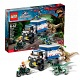 Lego Jurassic World 75917 Лего Мир Юрского Периода Ярость динозавра