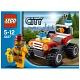 Lego City 4427 Лего Город Пожарный квадроцикл