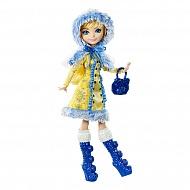 """Ever After High DKR66 Кукла """"Заколдованная зима"""" Блонди Локс"""