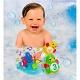 TOMY BathToys T72215 Томи Игрушки для ванны Пингвины на льдине