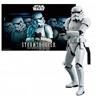 Star Wars Bandai 84622 Звездные Войны Сборная модель Штурмовик 1:12