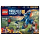 Lego Nexo Knights 70312 Лего Нексо Ланс и его механический конь