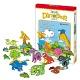 Cubic Fun C026h Кубик фан Парк Динозавров (10 больших динозавров)