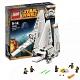 Lego Star Wars 75094 Лего Звездные Войны Имперский шаттл Тайдириум