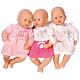 Zapf Creation Baby Annabell 792-223 Бэби Аннабель Платье, 3 в асс.