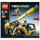 Лего Техник 8067 Передвижной мини-кран