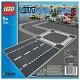 Lego City 7280 Лего Город Перекресток
