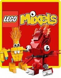 Mixels 2016