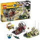 Lego Racers 8899 Лего Гонки Болото аллигатора
