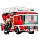 Lego City 60107 Лего Город Пожарный автомобиль с лестницей