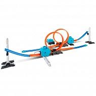 Hot Wheels DGD30 Хот Вилс Конструктор трасс: большие гонки