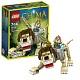 Lego Легенды Чима 70123 Легендарные Звери: Лев