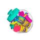 Play-Doh 38984H Набор пластилина Банка со сладостями