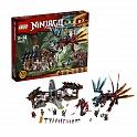Обзор конструктора LEGO Ninjago Кузница Дракона