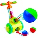 "TOMY PlasticToys T71161 Томи Развивающие игрушки Веселая Катапульта ""Запускай и Собирай"""