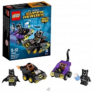 Lego Super Heroes 76061 Лего Супер Герои Бэтмен против Женщины-кошки