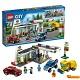 Lego City 60132 Лего Город Станция технического обслуживания