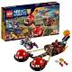 Lego Nexo Knights 70314 Лего Нексо Безумная колесница Укротителя