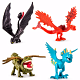 Dragons 66562 Дрэгонс Фигурки драконов в ассортименте (в мягкой упаковке)