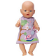 Zapf Creation Baby born® 810-514 Бэби Борн Одежда Волшебное платьице