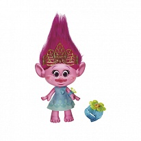 Hasbro Trolls B6568 Тролли Поющая Поппи