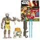 Star Wars B3955 Звездные Войны Набор из двух фигурок 10 см, в ассортименте