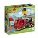 Lego Duplo 10592 Пожарный грузовик